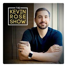 Kevin Rose Show Podcast Cover