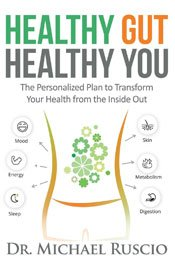 Healthy Gut Healthy You Front Cover