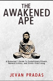 The Awakened Ape Front Cover