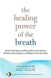 The Healing Power of the Breath Front Cover