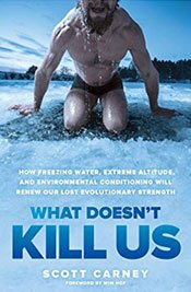 What Doesn't Kill Us Front Cover