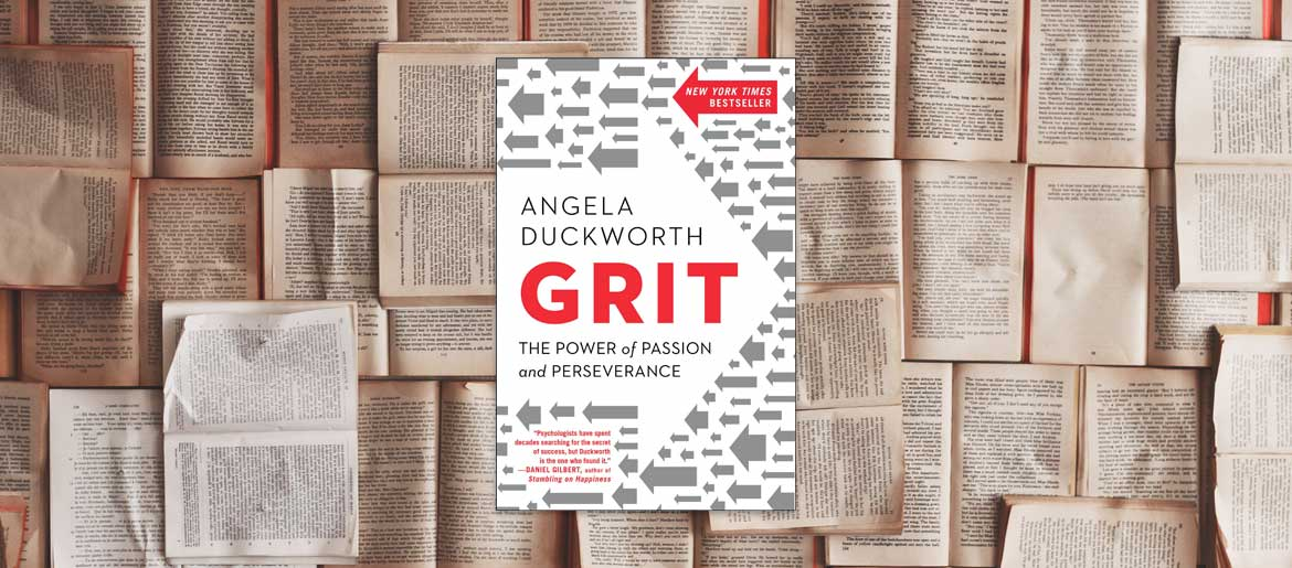 Grit by Angela Duckworth summary